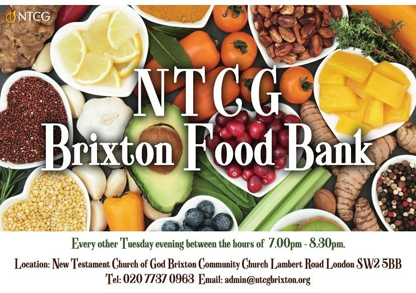 ntcg brixton food bank